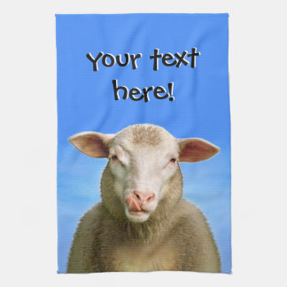 your text here! tea towel