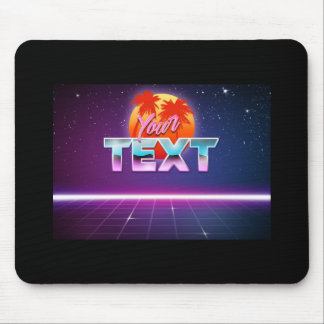 """""""Your Text"""" Mousepad"""