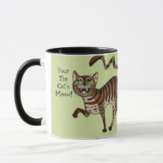 Your the Cat's Meow! mug