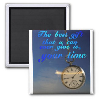 Your-time Square Magnet