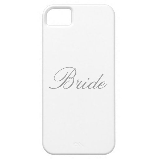 your turn to be a bride iPhone 5 covers
