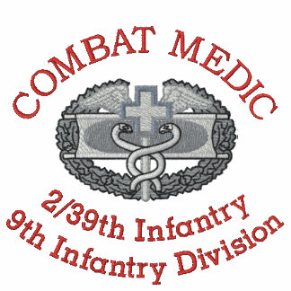 Your Unit Vietnam Map - Combat Medic Shirt