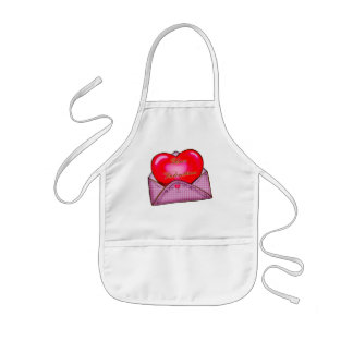 Your Valentine T-shirts and Gifts Kids Apron