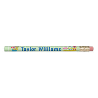 Your Very Own Owl Theme School Pencil