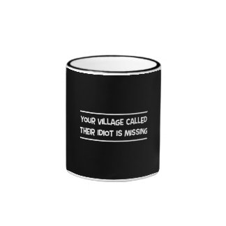 Your Village Called Coffee Mugs