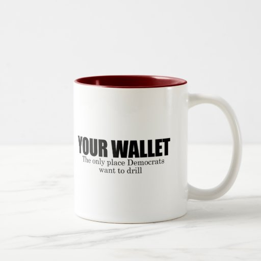Your Wallet Mug