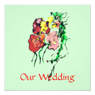 YOUR WEDDING PERSONALIZED INVITES