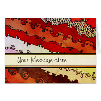 Your Words on Canyonlands Primitive Card