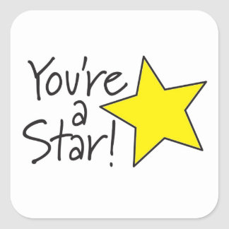 You're a Star sticker