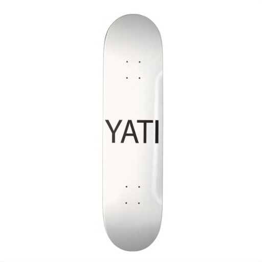 You're A Total Idiot Skate Deck