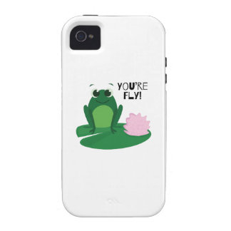 Youre Fly Vibe iPhone 4 Cover