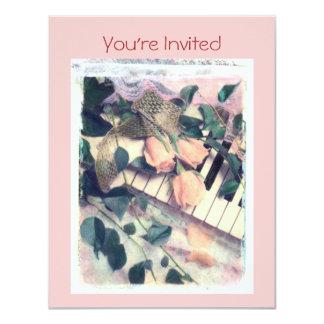 You're Invited 11 Cm X 14 Cm Invitation Card