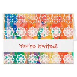 You're Invited Event and Party Greeting Card