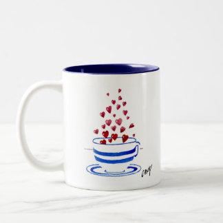 You're my Cup of Tea! Two-Tone Mug