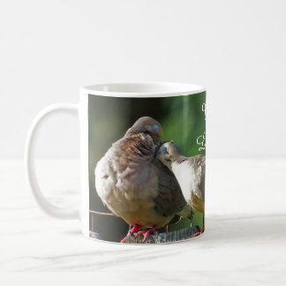 You're My Lovey Dovey Morning Dove Coffee Mug