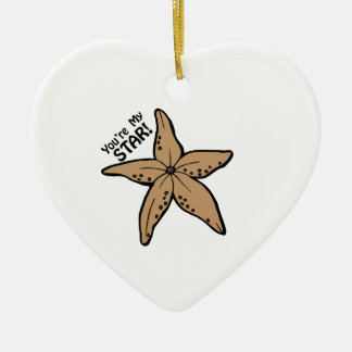 Youre My Star Christmas Ornament