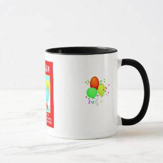 """YOU'RE NOT FORTY"" 11 Oz. BIRTHDAY COFFEE MUG"