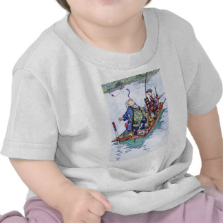 You're Old Father WIlliam from Alice in Wonderland Tshirts