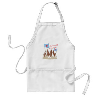 Youre On Top Standard Apron