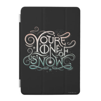 You're One Of Us Now Colorful Graphic iPad Mini Cover