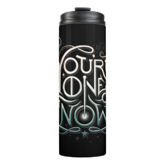 You're One Of Us Now Colorful Graphic Thermal Tumbler