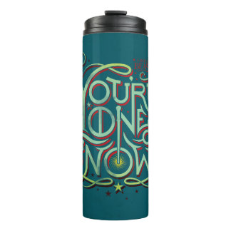 You're One Of Us Now Green Graphic Thermal Tumbler