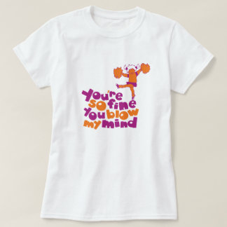 You're so fine you blow my mind Retro Graphic T-Shirt