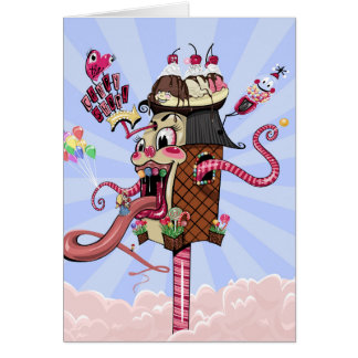 You're So Sweet Quirky Funny Personalized Card