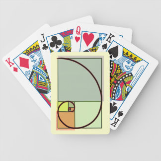 You're Spatial Bicycle Playing Cards