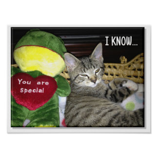 You're Special! I Know... Poster
