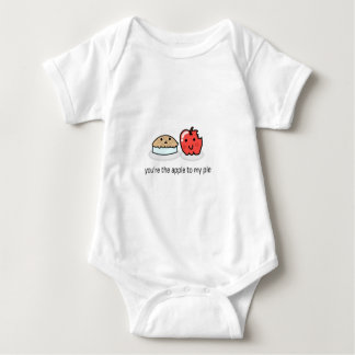 You're the apple to my pie t shirts
