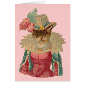 You're the Cat's Meow! Card