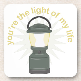 Youre The Light Drink Coaster