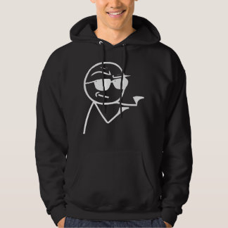 You're The Man - 2-sided Hoody