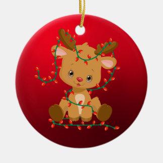 You're the most precious gift ceramic ornament