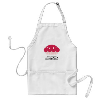 You're The Sweetest | Cupcake Standard Apron