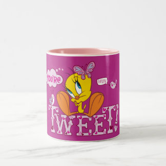 You're Tweet Two-Tone Mug