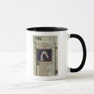 Youth and Love Embracing Mug