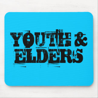 YOUTH ELDERS MOUSE MAT