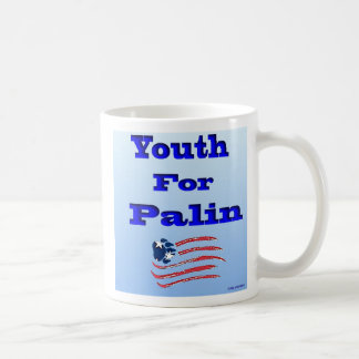 Youth for Palin Coffee Mug