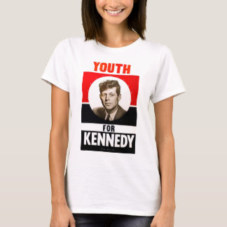 Youth for President John F. Kennedy T-Shirt