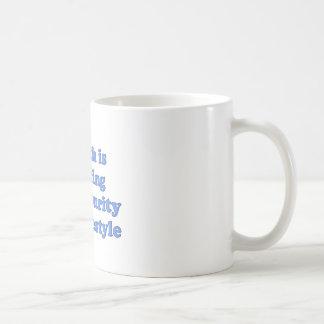 Youth is Fleeting - Mug 2