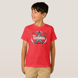 Youth Redmen Tee