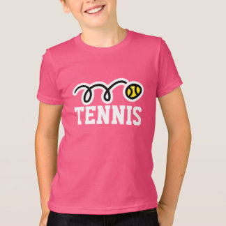 Youth tennis shirts | Sports clothing for kids