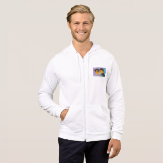 Youthful Conquerors fleece hoodie