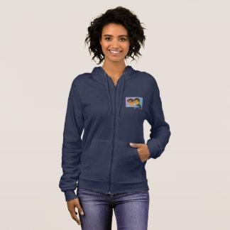 Youthful Conquerors fleece hoodie 2