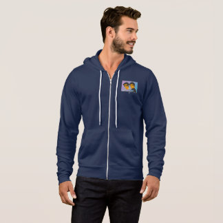 Youthful Conquerors zipped hoodie 2