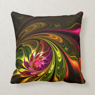 Youthful Throw Pillow