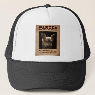 Youthful Yorkie_ Trucker Hat