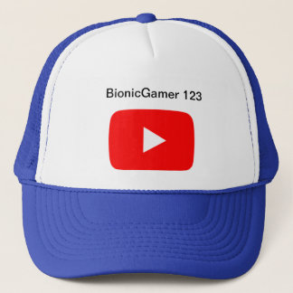 YouTube BionicGamer 123 hat